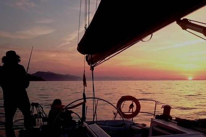 San Sebastian Sunset Sailing Trip