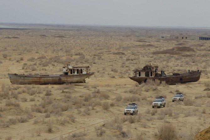 Aral Sea trip to Uzbekistan 2019-2020
