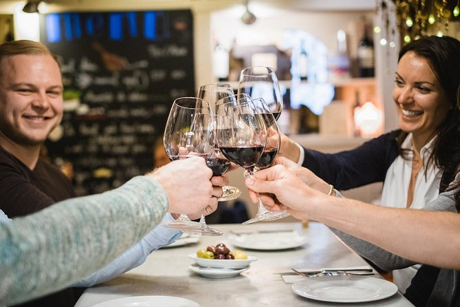 Paris by Night: Gourmet Food & Wine Tasting Experience