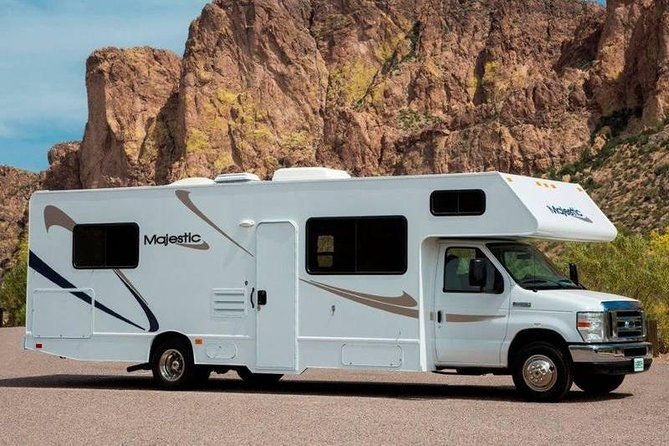 Ford E -450 - Majestic (Rent Quality RVs, Motorhomes & Trailers)