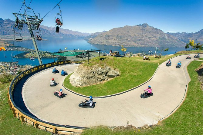 Luge and Skyride Singapore with Private Transfers