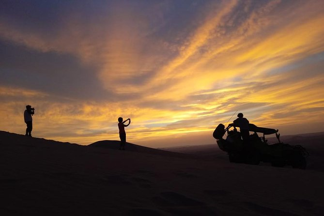 Private Tour to Huacachina from Paracas