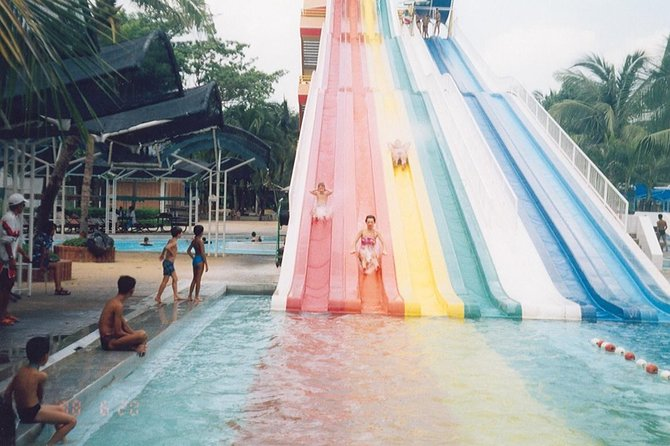Siam Water Park Bangkok Thailand Ticket with theme park and round trip transfer photo 2