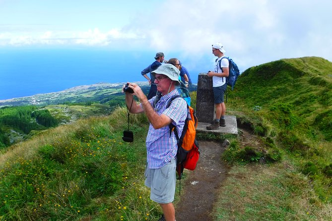 Faial Island - Trail - Return to Caldeira
