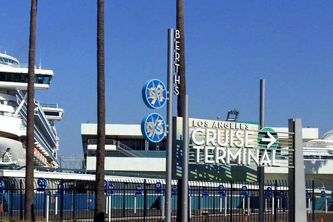 Los Angeles Cruise Port Private Transfer From Anaheim Resort or Orange County.