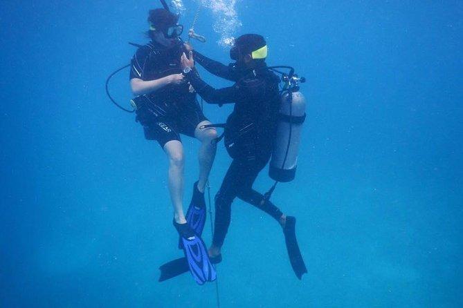 2-Tank Discover Scuba Diving in Fajardo-Check in at 7:30am