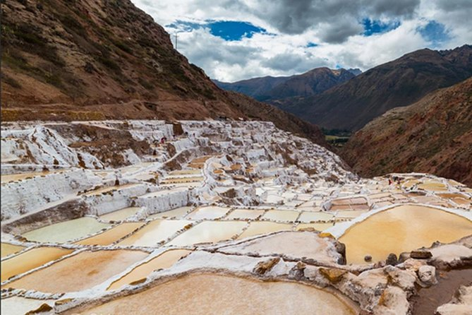 Maras, Moray and Salt Mines Half-Day Tour Including Entrance Fee