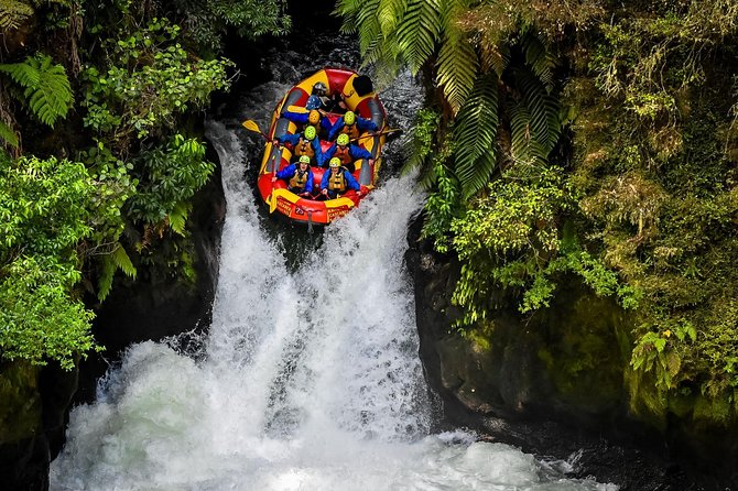 White Water Rafting in Kaituna River