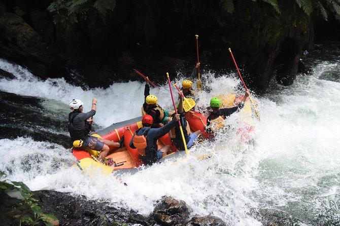 White Water Rafting in Kaituna River