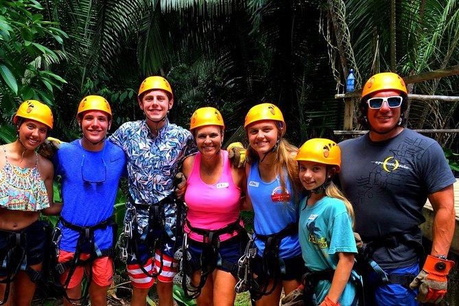 Private Altun Ha Maya Ruin & Zip Line Adventure From Belize City