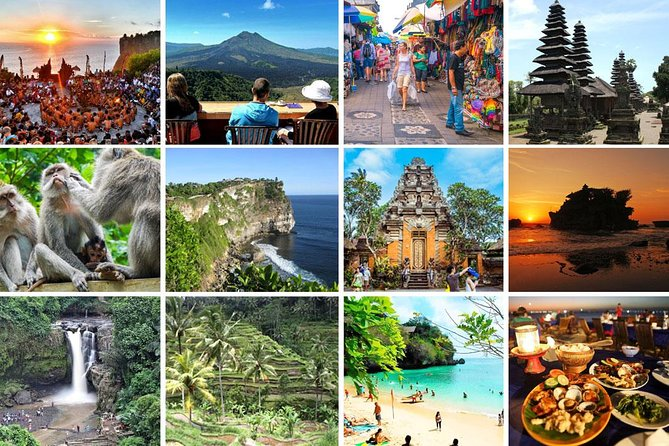 Amazing Bali Tour Packages 2 Days