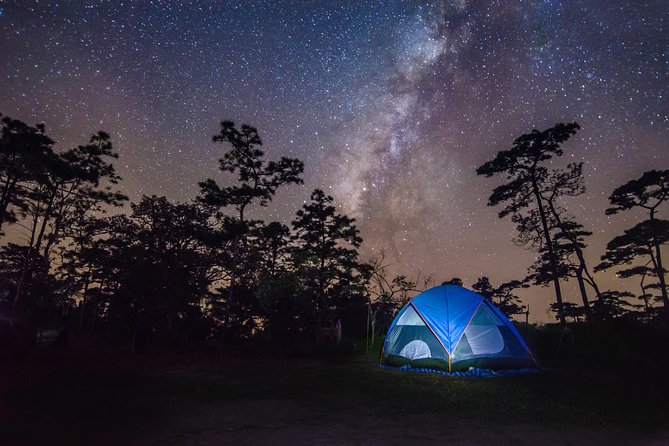 Camping Under the Stars - 2 Days