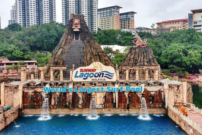 Kuala Lumpur Hotels to Sunway Lagoon Theme Park Transfer