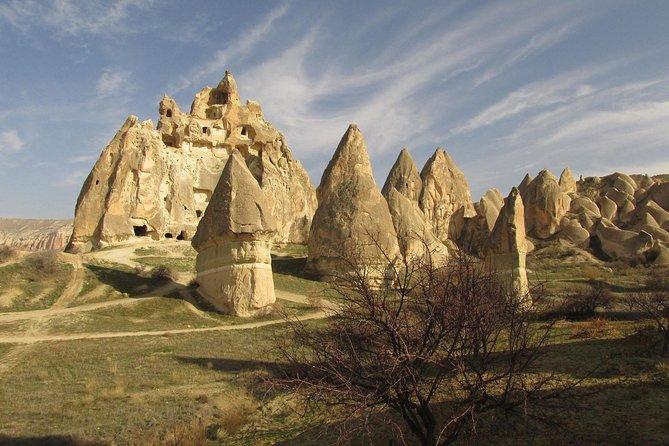 5 Days Istanbul & Cappadocia By Plane - CAP78