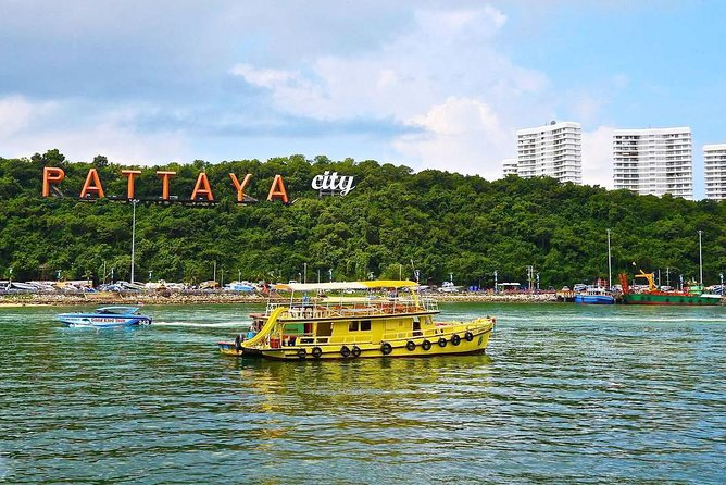 Private Hindu Selfie City & Temple Tours in Pattaya with Lunch(Indian,Veg,Thai)