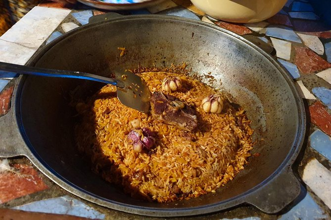 Plov-Cooking Tour photo 3
