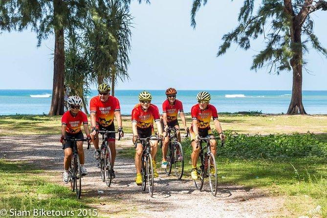 Phuket Cycling Tour | from Coast to Coast