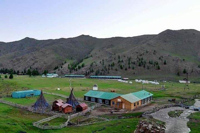 Northern Mongolia, Khuvsgul lake, Reindeer, Nomadic family and Arkhangai 12D