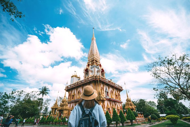 Phuket Best Half Day City Tour