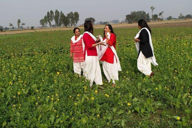 Village Tour Amritsar