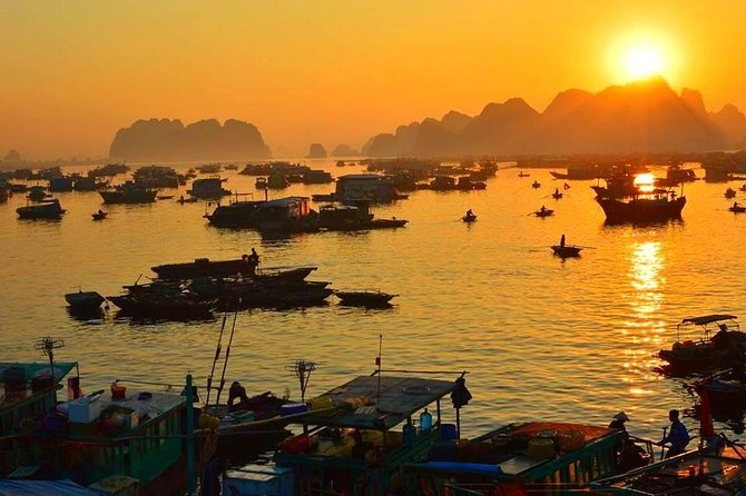 Package 8 days 7 nights: Hanoi- Halong Bay/Lan Ha Bay - Sapa - Trang An