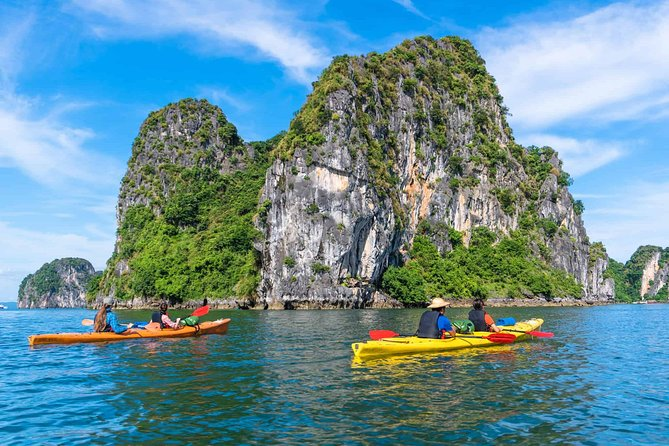 Full day private boat trip from Halong city photo 4