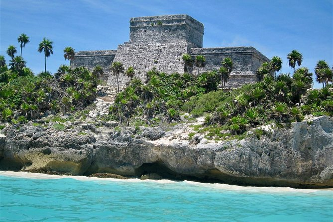 Tulum Mayan Ruins from Cozumel