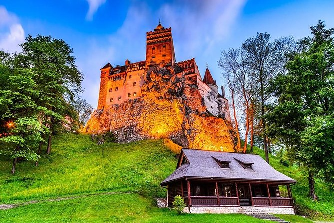 Day Trip to Dracula's Castle, Peles Castle and Brasov from Bucharest-Pivate Tour