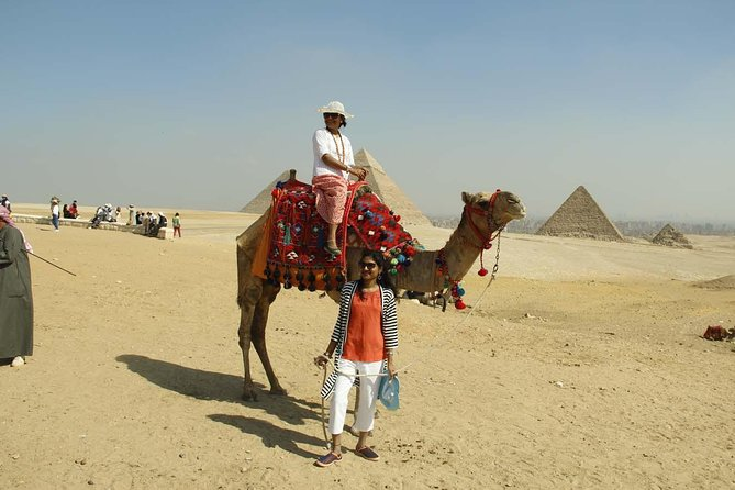 Half Day tour to .The Pyramids of Giza