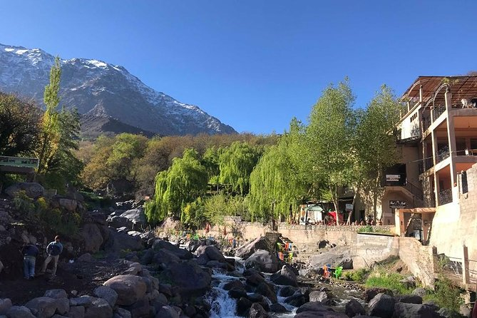Privtae day tour from Marrakech exploring Berber Villages and Atlas Mountains