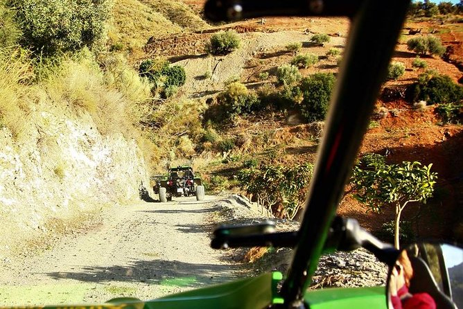 3-hour Buggy Tour in Almuñecar with Picnic