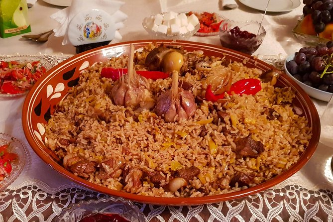 Plov-Cooking Tour photo 4