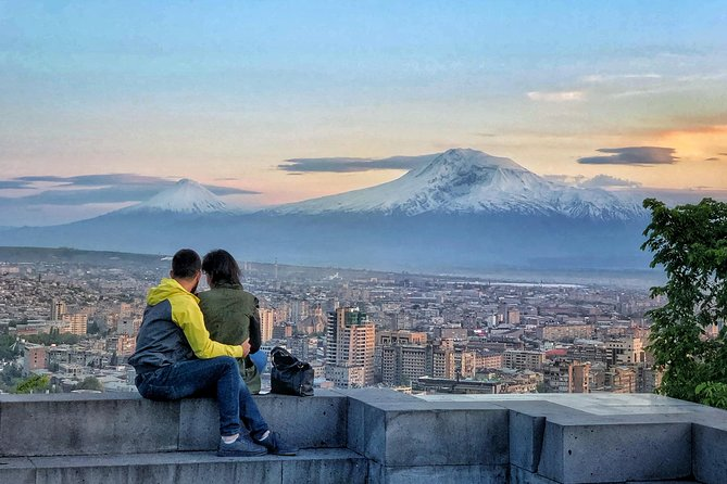 Private tour - Experience evening beauty of Yerevan