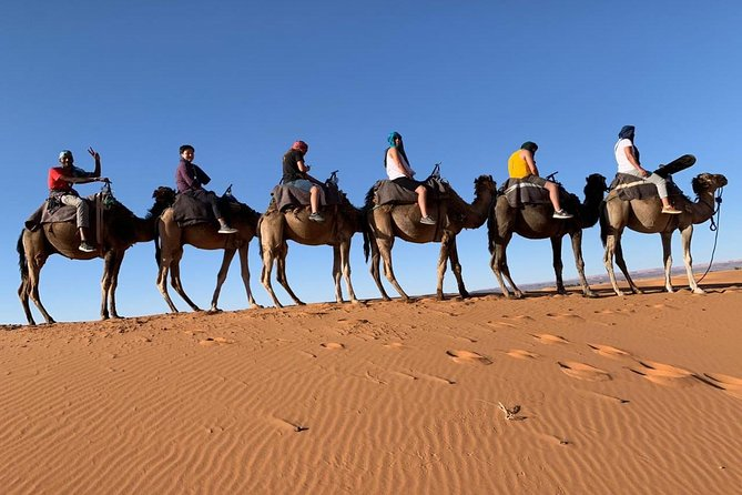 From Fes to Marrakech via Desert BEST tour - 4 days 3 nights | Safe Driving photo 1