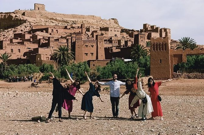 From Fes to Marrakech via Desert BEST tour - 4 days 3 nights | Safe Driving photo 3
