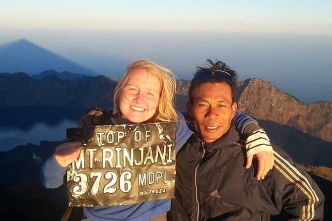 Trekking 2D-1N to Craterim of Senaru - Summit