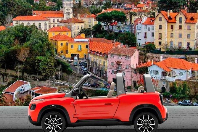 Sintra Electric Vehicle 2 Hours Tour