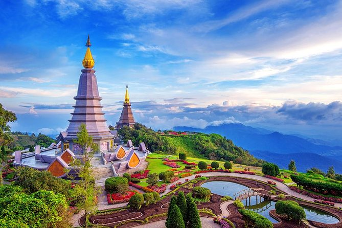 Doi Inthanon Full Day Tour with Lunch: All-Inclusive Price Promotion!