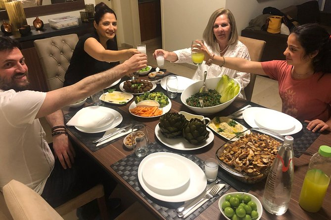 Private, Traditional Lebanese Cooking Class with a Contemporary Twist