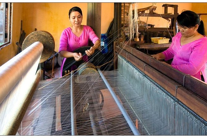 Hoi An Silk Village: Discover Sericulture & Weaving Loom