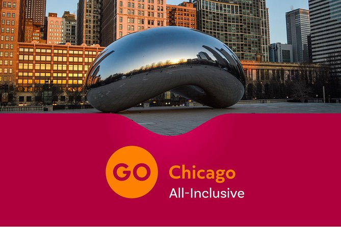 Go Chicago Card with Skip the Line Access
