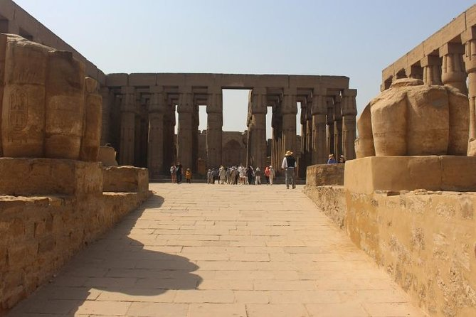 One day tour to Luxor from Cairo by Plane photo 4