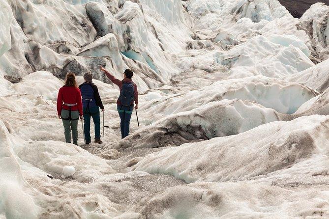 Caminata por el glaciar desde Skaftafell - Grupo extra pequeño