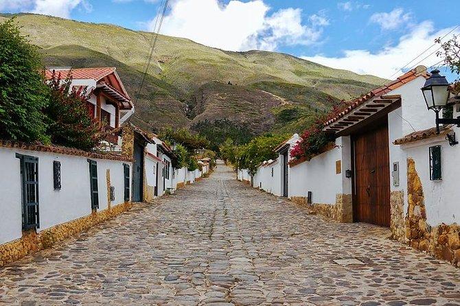 Villa de Leyva Colonial City - Private Tour 4 to 8 Tourists