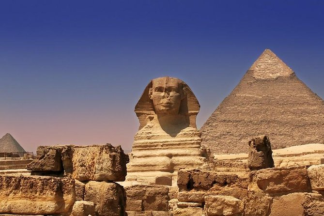 Tour 8 Days - 7 Nights Pyramids,Cairo,Luxor,Cruise,Balloon,Edfu,Aswan,Abu Simble
