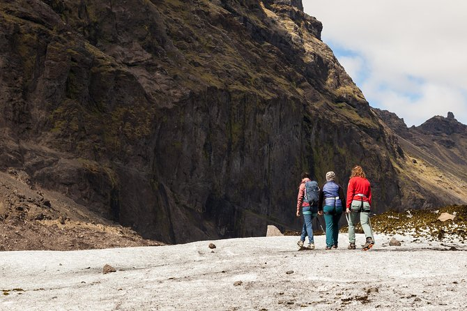 Evening Glacier Walk from Skaftafell - Extra Small Group