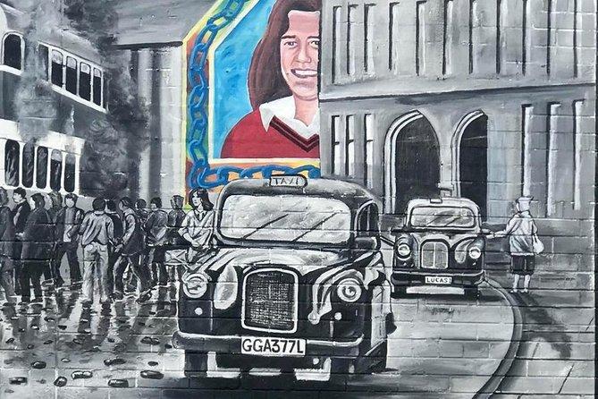 World Famous Belfast Black cab