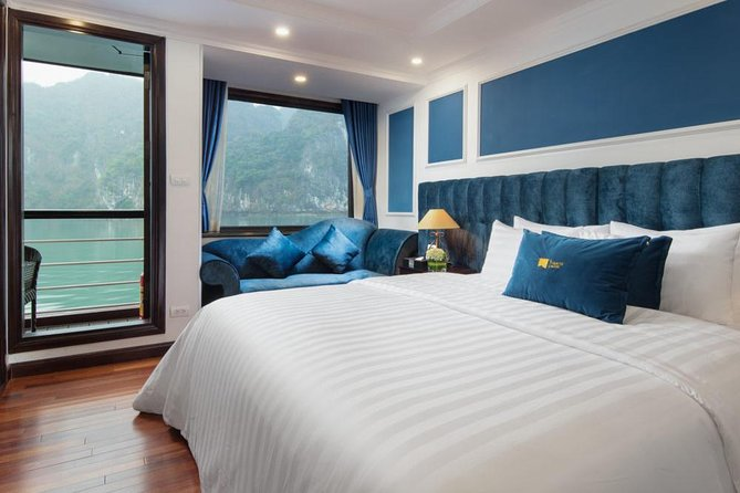LeTheatre Cruise Exploring LanHa-HaLong Bay 2 Nights in Junior Suite Room photo 3