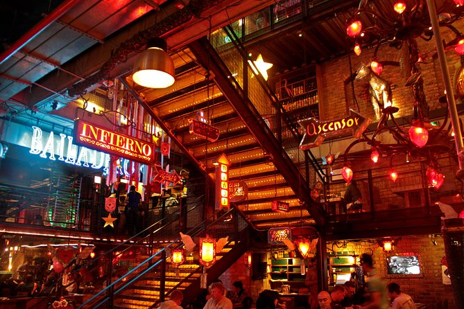 Night Tour with Dinner and Rumba at Andres Carne de Res DC