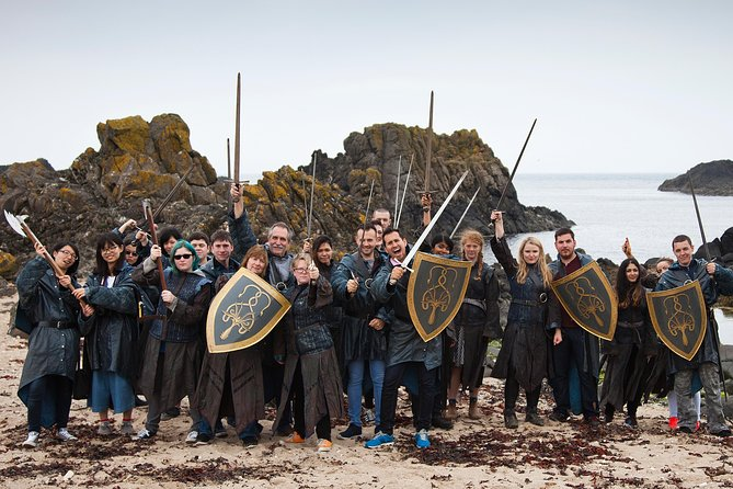 Game of Thrones® Iron Islands, Giant's Causeway and Rope Bridge from Derry